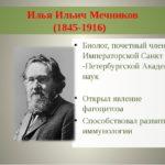 Илья Ильич Мечников и теория «О долголетии и омоложении человека»